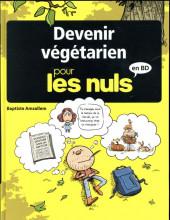 Pour les nuls en BD -8- Devenir végétarien pour les nuls en BD