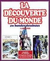 La découverte du monde en bandes dessinées -INT06- Au cœur de l'Afrique - Livingstone-Stanley - Les sources du Nil