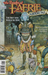 Books of Faerie: Auberon's Tale (The) (1998) -1- book 1: The regicide
