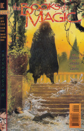 Books of Magic (The) (1994) -2- Binding: book 2 a book of leaves
