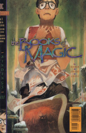 Books of Magic (The) (1994) -3- Bindings: Book 3 closing circles