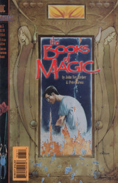 Books of Magic (The) (1994) -6- Sacrifices: part 1 - Instruments