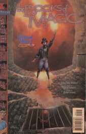 Books of Magic (The) (1994) -9- The artificial heart: book 1 - Handmeadowns of the ragged school
