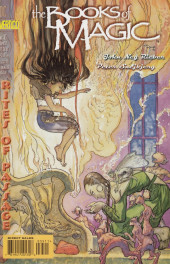 Books of Magic (The) (1994) -35- Rites of passage part nine: Apparences