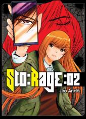 Sto:Rage -2- Tome 2