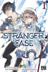 Stranger Case -1- Tome 1