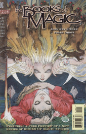 Books of Magic (The) (1994) -50- Slave of heavens part six: The box