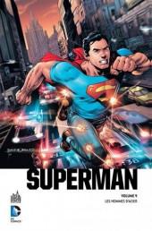 Batman (Urban Premium) -9- Superman - Les Hommes d'acier