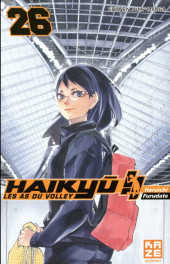 Haikyu !! Les As du Volley -26- Tome 26