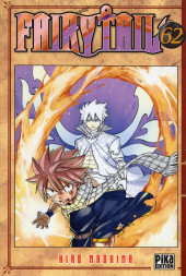 Fairy Tail -62- Tome 62