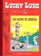 Lucky Luke (Edición Coleccionista 70 Aniversario) -54- Los Dalton en libertad