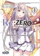Re:Zero (Re : Life in a different world from zero) -23- Deuxième arc : Une semaine au manoir - 3