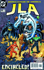 JLA (1997) -98- The Tenth Circle, Part Five: Convergence