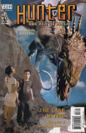 Hunter: The Age of Magic (2001) -3- The lake of fire part three