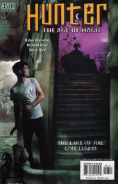 Hunter: The Age of Magic (2001) -6- The lake of fire: Conclusion