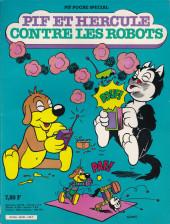 Pif Poche Spécial - Pif et Hercule contre les robots