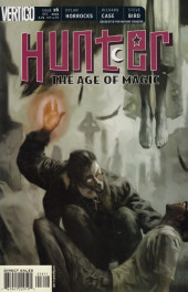Hunter: The Age of Magic (2001) -16- The kiss of death