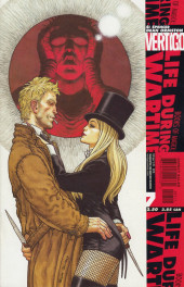 Books of Magick: Life During Wartime (2004) -7- Funeral for a fiend