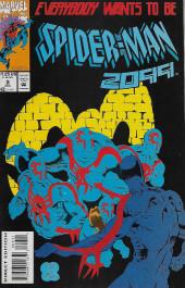 Spider-Man 2099 (Marvel comics - 1992) -9- Home Again Home Again