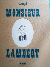 (AUT) Sempé -4- Monsieur Lambert