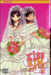 Kiss him, not me ! -11- Tome 11