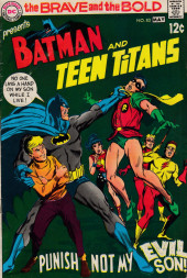 Brave And the Bold (1955) -83- Batman and the teen titans