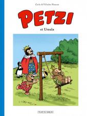 Petzi (Place du Sablon) -2- Petzi et Ursula