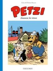 Petzi (Place du Sablon) -3- Petzi chasseur de trésor
