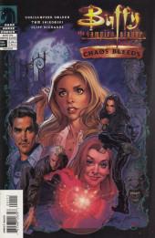 Buffy the vampire slayer: Chaos bleeds (2003) -OS- Buffy the vampire slayer: Chaos bleeds