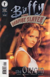 Buffy the vampire slayer: the origin -1- Buffy the vampire slayer: the origin #1