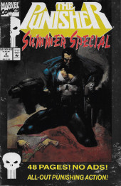 Punisher Summer Special (1991) -2- Rough Cut / High Risk / The Local