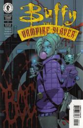 Buffy the Vampire Slayer (Dark Horse Comics - 1998) -2- Halloween