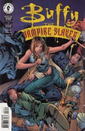 Buffy the Vampire Slayer (Dark Horse Comics - 1998) -3- Cold turkey
