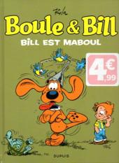 Boule et Bill -02- (Édition actuelle) -21Ind2018- Bill est maboul