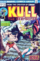 Kull the Destroyer (1973) -12- Moon of blood!