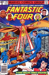 Fantastic Four (1961) -216- Where there be gods!