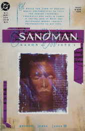 The sandman (DC comics - 1989) -22- Season of Mists Chapter 1