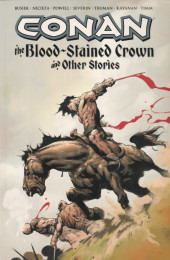 Conan (2003) -INT- The Blood-Stained Crown and other stories