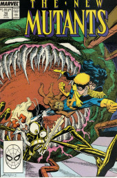 New Mutants (The) (1983) -70- Self-Fulfilling Prophesy