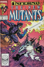 New Mutants (The) (1983) -71- Limbo