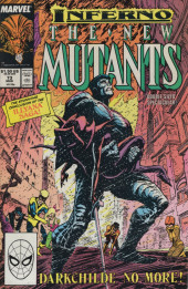 New Mutants (The) (1983) -73- The Gift