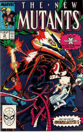 New Mutants (The) (1983) -74- The Right Stuff