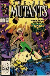 New Mutants (The) (1983) -79- Asgard