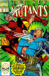 New Mutants (The) (1983) -93- Madripoor