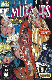 New Mutants (The) (1983) -98- The Beginning of the End, Pt. 1