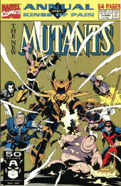 New Mutants (The) (1983) -AN07- Pawns of Senescence (Kings of Pain, Pt. 1)