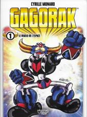 Gagorak -1- Le rigolo de l'espace