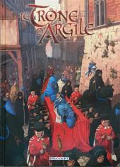 Le trône d'Argile -4a15- la mort des rois