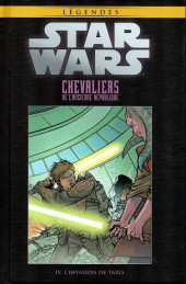 Star Wars - Légendes - La Collection (Hachette) -5813- Chevaliers de l'Ancienne République : IV. L'invasion de Taris