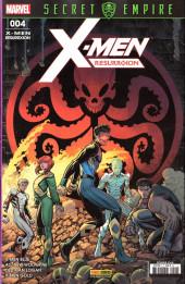 X-Men Resurrxion  -4- Secret empire